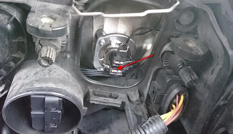 Seat-Ibiza-6J-Steckverbindung-Leuchtmittel