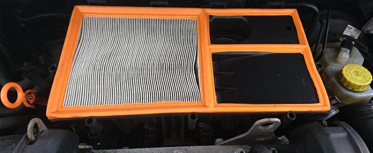 Luftfilter wechseln – Seat Ibiza 6J VW Audi Skoda