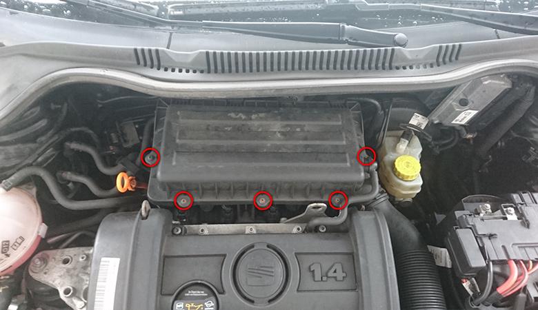 Luftfilter wechseln notwendig