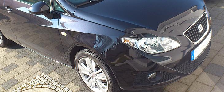 Scheinwerfer Birne / Lampe wechseln – Seat Ibiza 6J
