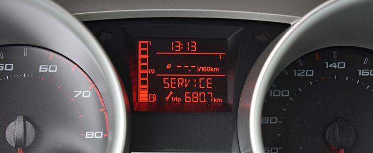 Service zurücksetzen – Seat Ibiza 6J 6P