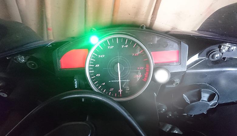 Yamaha R6 RJ11 RJ15 Schaltblitz