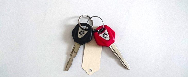 Schlüssel Codieren / Anlernen – Yamaha R6 RJ11 RJ15