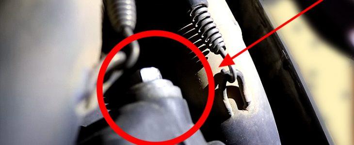 Ölwechsel – Honda CBR 1000RR SC 57