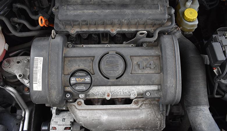 Seat Ibiza 6J Motor