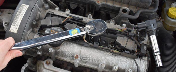 Zündkerzen wechseln – Seat Ibiza 6J 6P