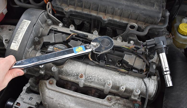 Seat Ibiza 6J Zündkerzen wechseln