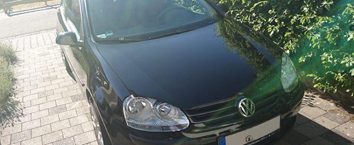 Ölwechsel Anleitung – VW Golf 5