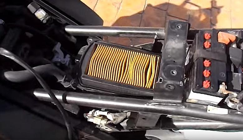 Yamaha YZF R 125 Luftfilter
