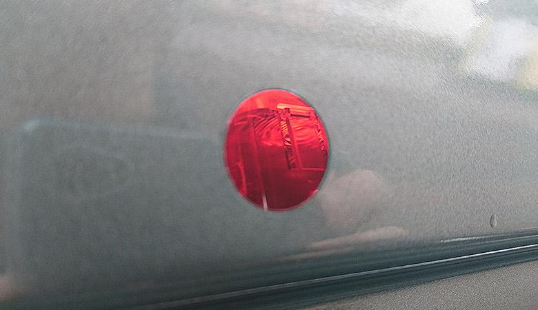 Seat Ibiza 6J 3. Bremsleuchte innen