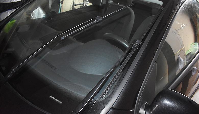 VW Golf 5 Scheibenwischer Servicestellung