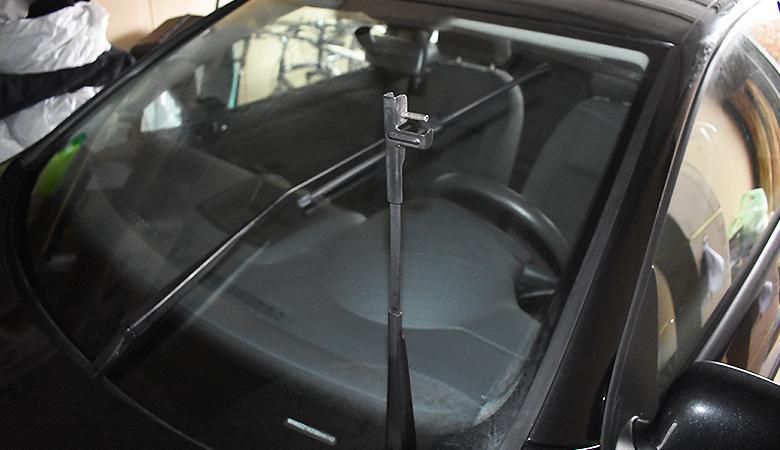 VW Golf 5 Scheibenwischer vorne bis 10/2005 wechseln