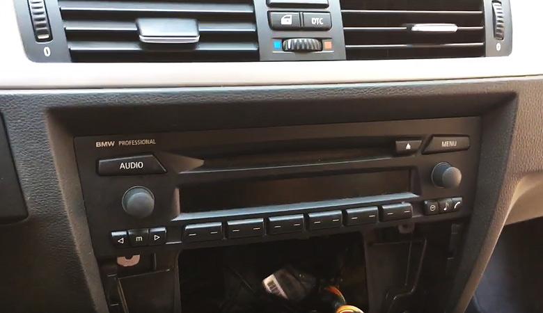 BMW 3er E90 Radio