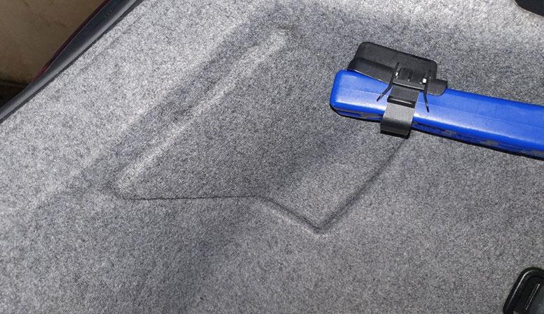 BMW 3er E90 Abdeckung Rücklicht