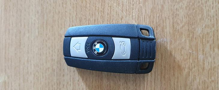 Batterie Schlüssel wechseln – BMW 1er 2er 3er